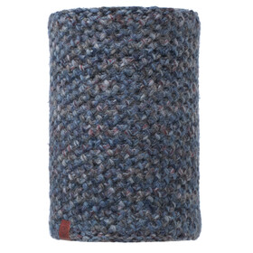Buff Lifestyle Knitted and Polar Fleece Margo - Pañuelos & Co para el cuello - azul